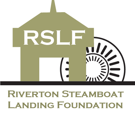 Riverton Steamboat Landing Foundation Logo